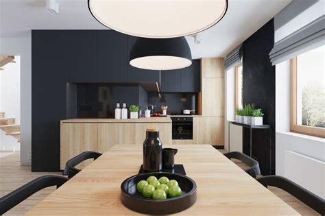 cucine nere cucine moderne bianche e nere 10 idee in piu per