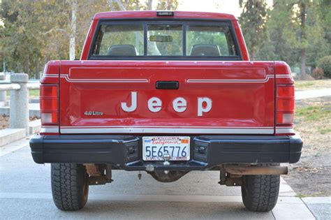 jeep pickup comanche topworldauto gt gt photos of jeep comanche pickup photo