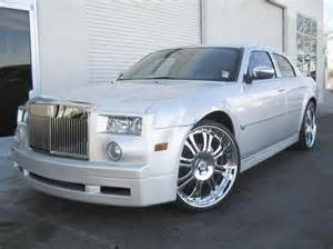 Rolls Royce Front End For Chrysler 300 Chrysler 300c With Phantom Front End Rb Custom Cars