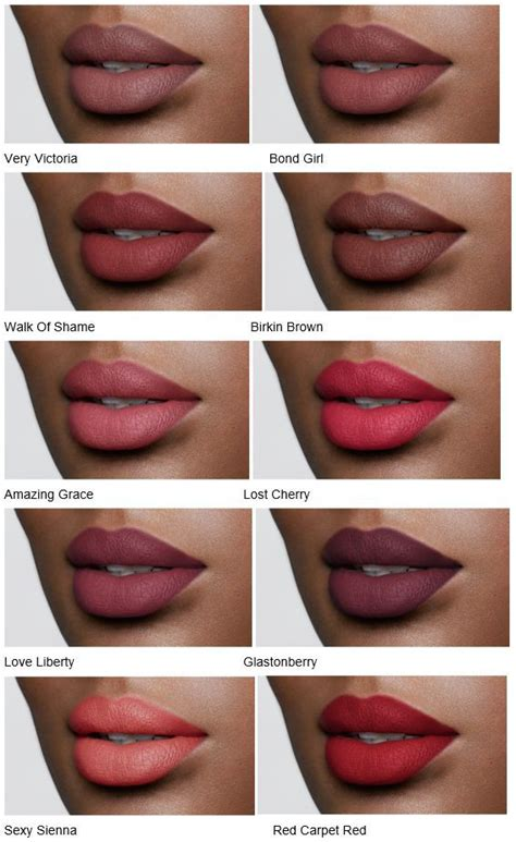 mac lipstick matte colors best 20 mac lipstick colors ideas on