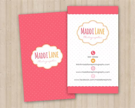 girly business card templates girly business card template business card templates on