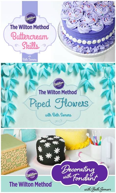 Wilton Cake Decorating Classes by Wilton On Line Cake Decorating Class Kit Giveaway