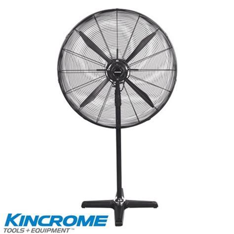 induction motor fan speed kincrome pedestal fan 750mm industrial 3 speed 4 blades 230w induction motor collier miller