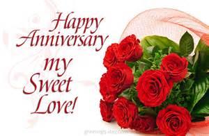 happy anniversary my sweet