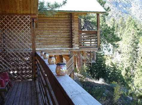 Mt Charleston Cabin by From Our Back Porch Picture Of Mt Charleston Lodge