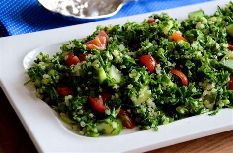 quinoa tabbouleh with feta recipe ina garten food network tabbouleh recipe dishmaps