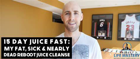 Juicing Detox Sick And Nearly Dead by 15 Day Juice Fast My Sick Nearly Dead Reboot Juice
