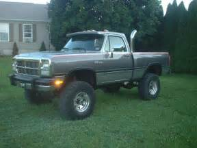 Dodge Ram Cummins Diesel For Sale 1991 To 1993 Dodge Diesel 4x4 For Sale Autos Post