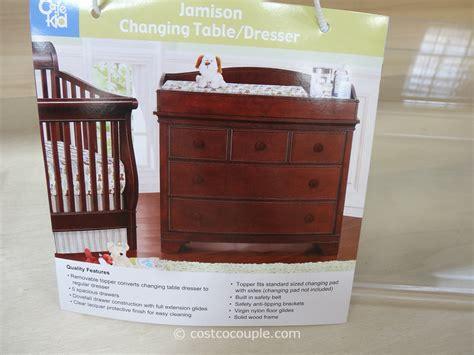 cafe kid desk costco cafe kid jamison changing dresser