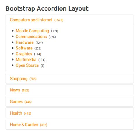 bootstrap layout module xtdir categories of sobipro module extly extensions