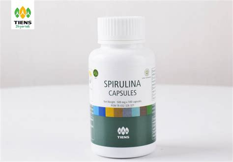 Dan Manfaat Masker Spirulina manfaat dan cara memakai masker spirulina tiens