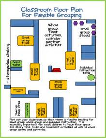 Floor Plan Of A Preschool Classroom by Making The Most Of My Small Space Differentiated