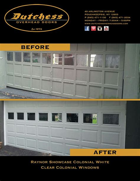 Dutchess Overhead Doors 25 Best Ideas About Raynor Garage Doors On Garage Door Styles Garage Doors And