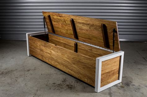 patio storage bench seat outdoor storage bench seat