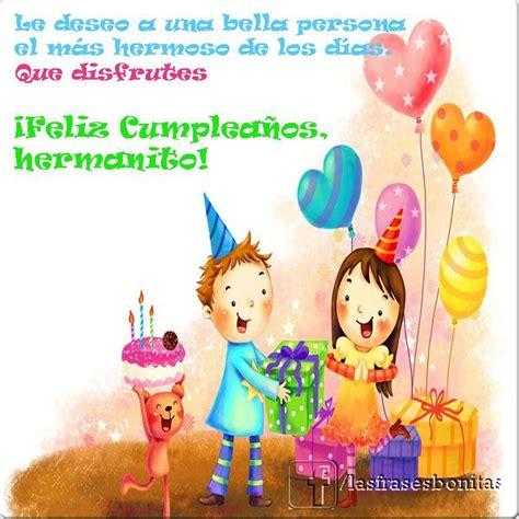 imagenes happy birthday animadas para facebook foto de tarjetitas feliz cumplae 241 os hermano buscar con