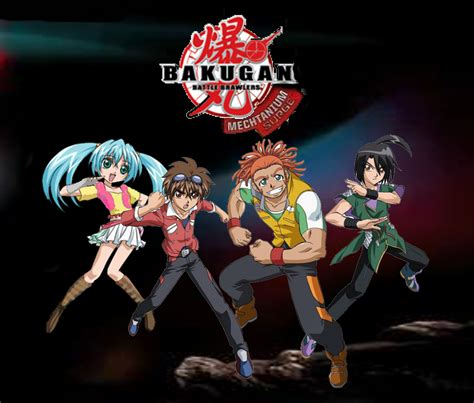 network bakugan mechtanium surge