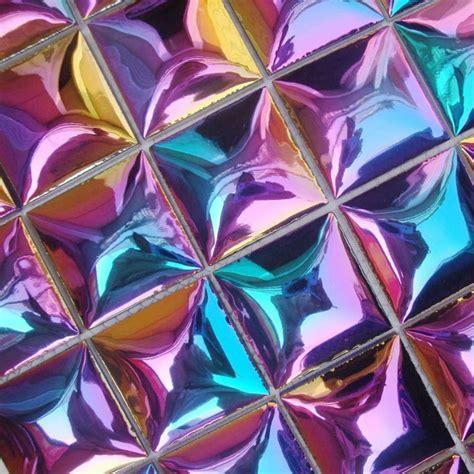 colorful tile wholesale porcelain tile backsplash plated colorful mosaic