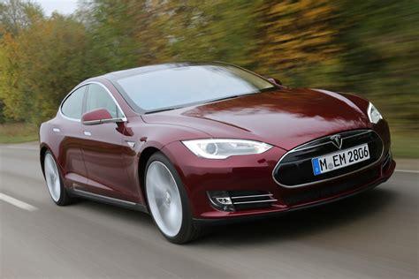 tesla model  price announced auto express