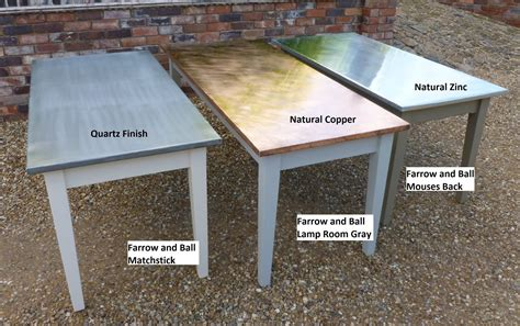 how to a zinc table top uk architectural antiques copper and zinc topped tables