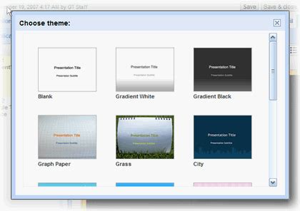 slide layout wikipedia google presenter web 2 0 tools new possibilities for
