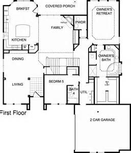 David Homes Floor Plans by The Godfrey Located In Custom Classics By David Weekley