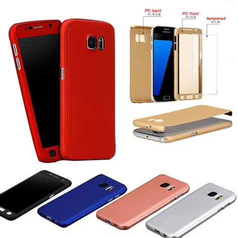Tempered Glass Warna Cover J7 Prime 360 176 hybrid tempered glass cover for samsung