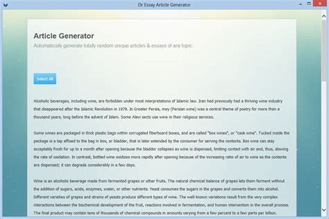 Essay Introduction Generator by Random Essay Generator Masculinity Essay
