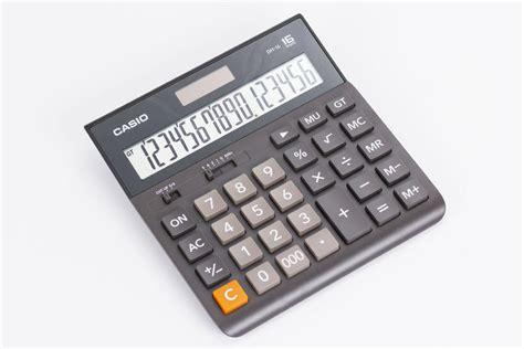 Sale Kalkulator Desktop Casio D 40l jual casio dh 16 jual casio desktop dh 16 di kalkulator grosir