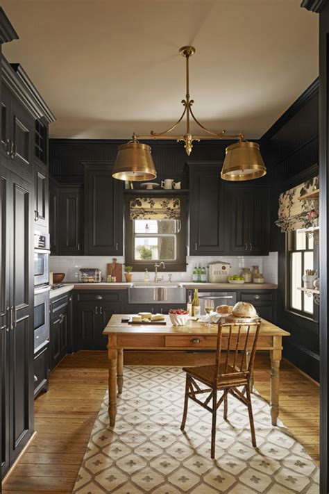 black kitchen decorating ideas 101 kitchen design ideas pictures of country kitchens