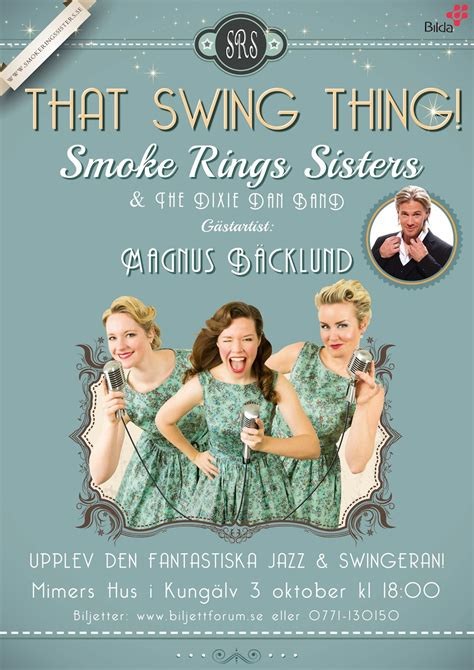 swing that thing that swing thing smoke rings sisters