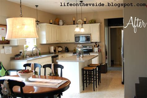 Painting Kitchen Cabinets White Before And After by Painted Kitchen Cabinets Home Design And Decor Reviews