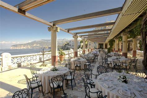 Bellevue Syrene  Ee  Wedding Ee   Sorrento Amalfiast Italy
