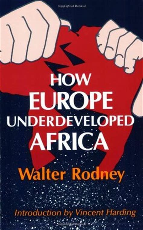 in the of africa books how europe underdeveloped africa by walter rodney