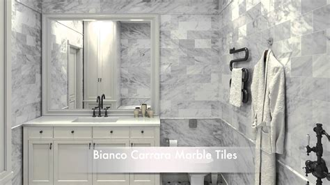 calacatta gold marble bathroom bathroom tile ideas white carrara marble tiles and calacatta gold marble tiles youtube
