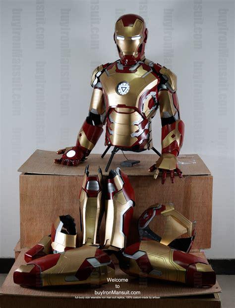 techo master statue buy iron man suit halo master chief armor batman costume
