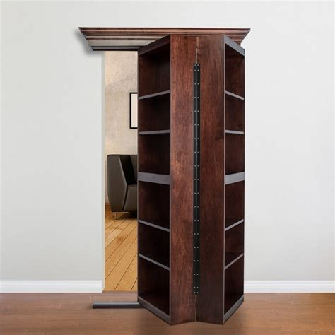 hidden bookcase door diy hidden bookcase door your projects obn