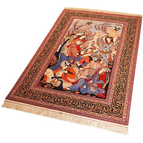 Classic Rugs Isfahan Exclusive 237x158cm Persian Style Style Rugs Cheap