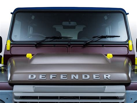land rover is made by new land rover defender designed by fashion icon