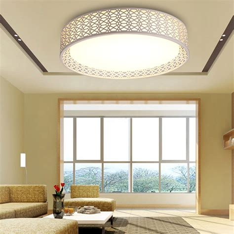 Living Room Ceiling Lights Uk Floureon 24w Led Ceiling Light Remote Living Room Kitchen Lighting Ebay