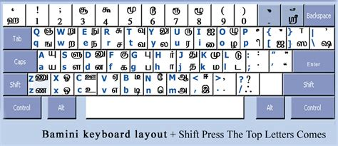 bamini keyboard layout free download mylaiplain tamil font