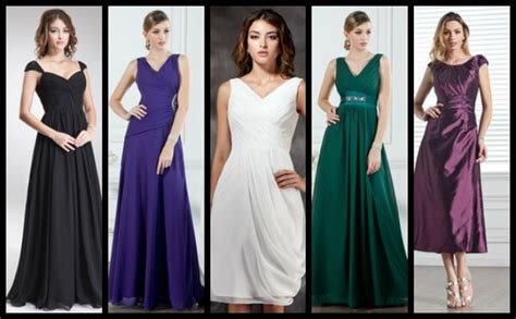 Bridesmaid Dresses For Different Sizes - picking bridesmaid dresses when your are all