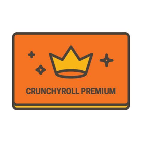 Crunchyroll Gift Card - crunchyroll premium membership gift one month