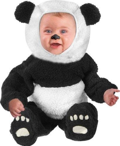 month  boy halloween costumes infant baby panda