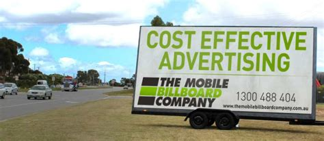 mobile billboard advertising so what does a mobile billboard cost if i want to get one