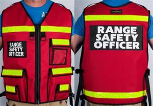 range safety officer range safety officer r the vest
