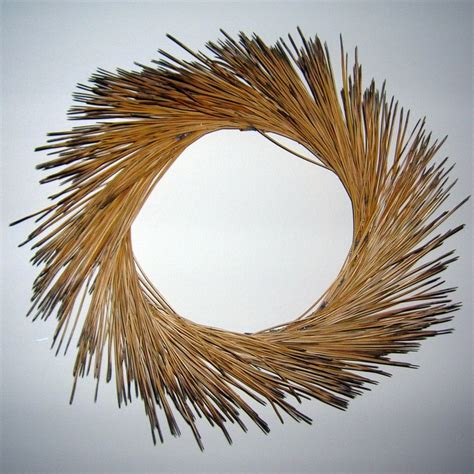 pine needle crafts for 609 best pine needle baskets images on pine