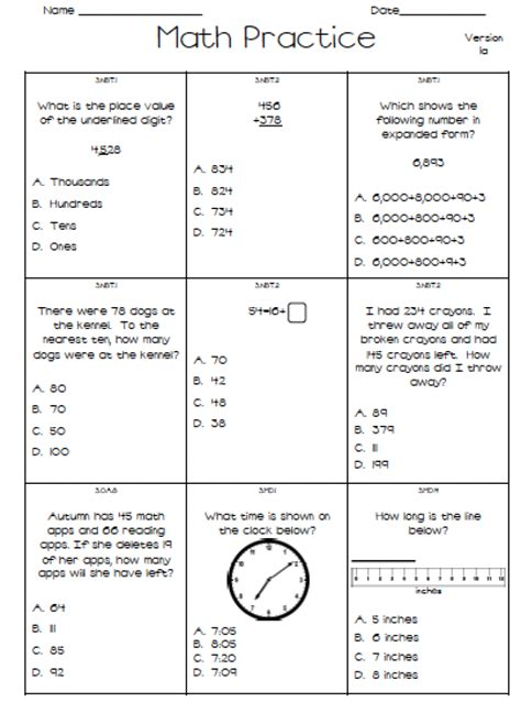 diagram math lesson grade 2nd grade math test worksheets photo worksheets