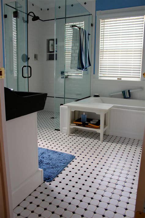 vintage tile bathroom new jersey custom tile
