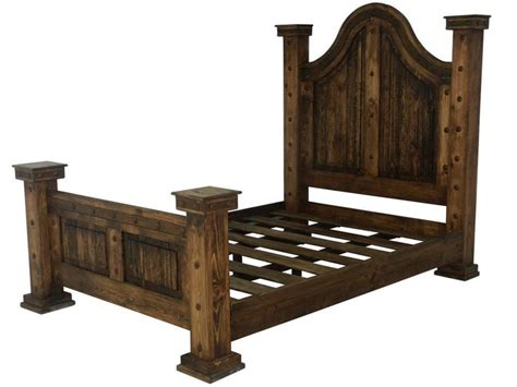 Western Headboards For Beds by Western Rustic Bed Lf Rustic Beds