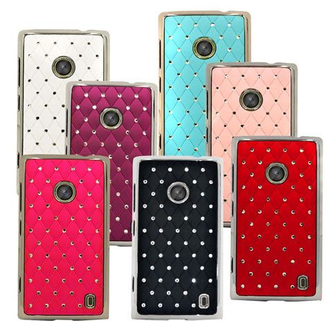 mobile cases and covers 7 colour bling mobile phone cover for